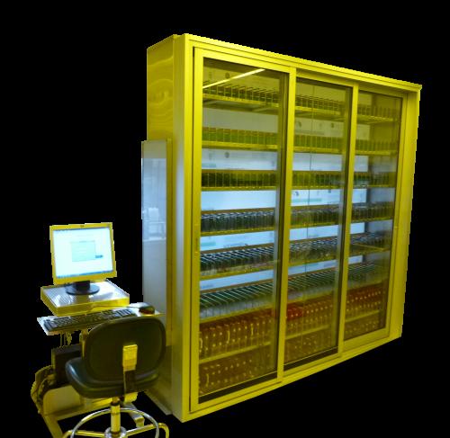 RFID Smart Cabinet - JA Security
