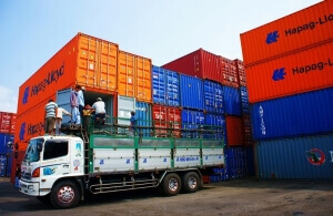 Container GPS Tracker Singapore