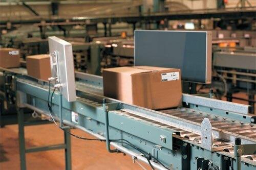 RFID on Conveyor Belt
