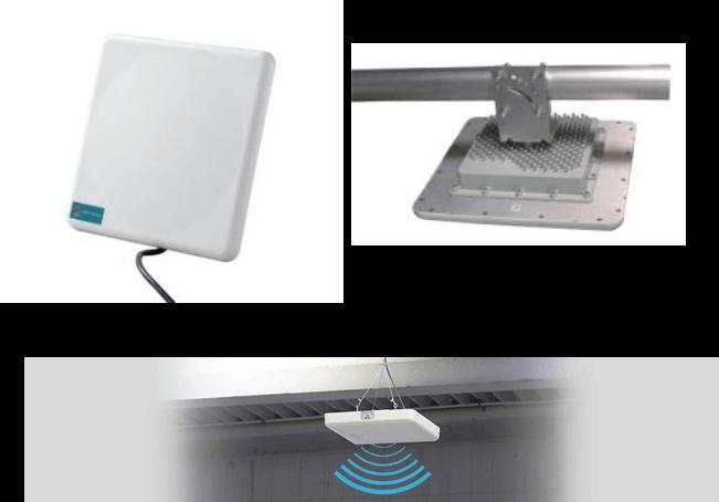 RFID Overhead Reader