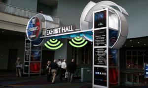 RFID at Exhibition Hall