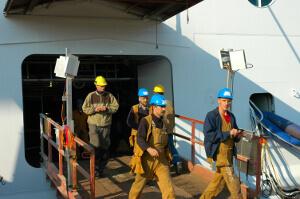 RFID for shipyards