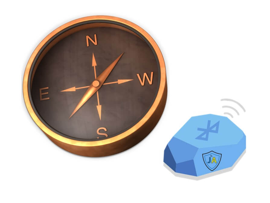 Bluetooth Beacon Navigate