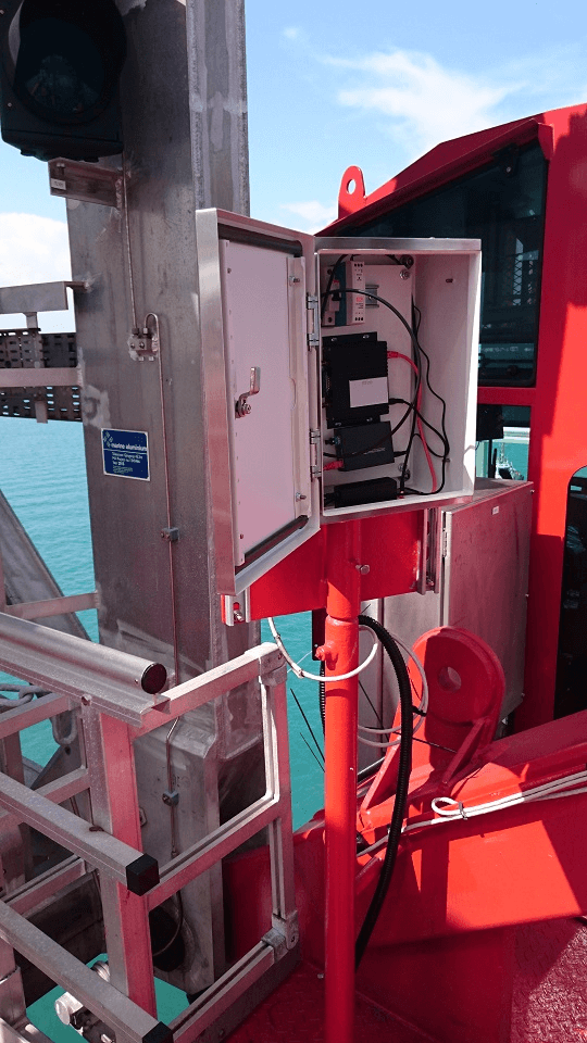 Active RFID for Oil and Gas