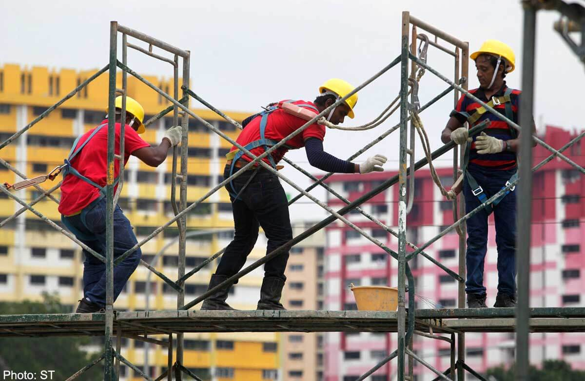 Construction Personnel Tracking System Singapore