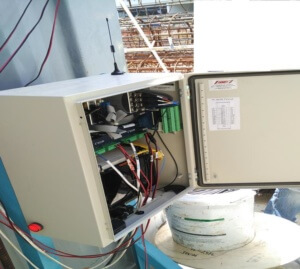 remote machine monitoring